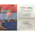 The Royal British Legion Poppy Appeal Certificate