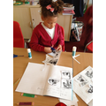 Sequencing the story of Paddington Bear
