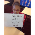 Learning the < and > symbols in Maths.
