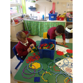 Building structures in Busy Learning Time