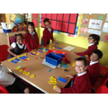Matching numbers and numicons