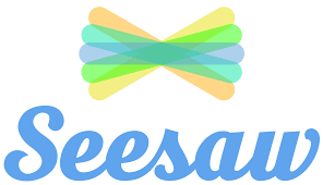 Visit seesaw.com and enter the 16 digit text code from your teacher.