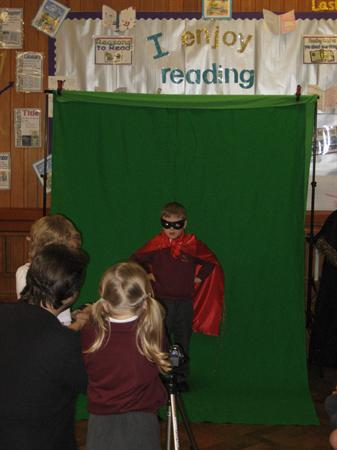 Creating a Superhero film