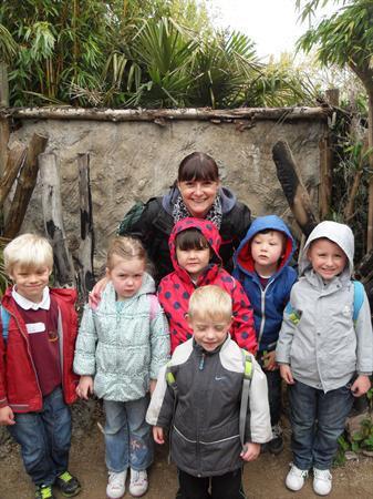 Mrs Varney's group!