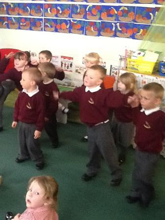 'Rio' dancing