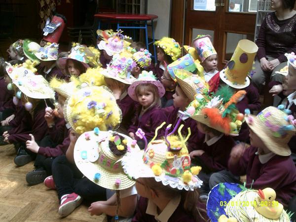 We really enjoyed our Spring Celebration