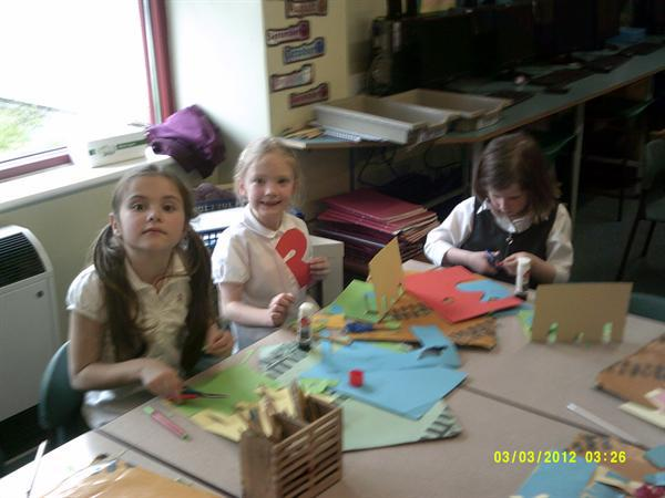 very busy in Year 2