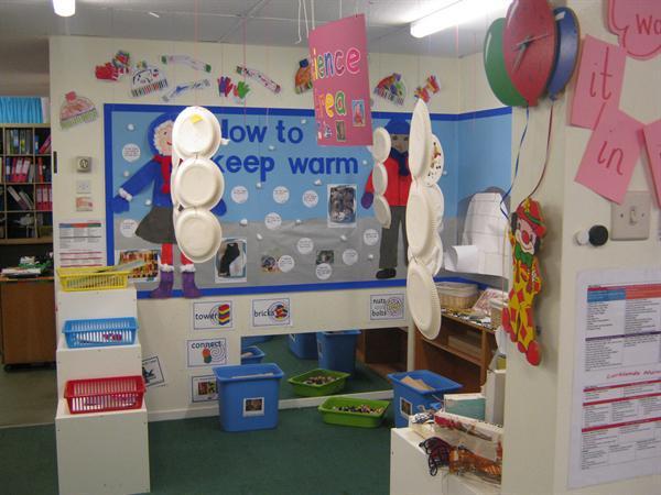 Nursery Science Area.