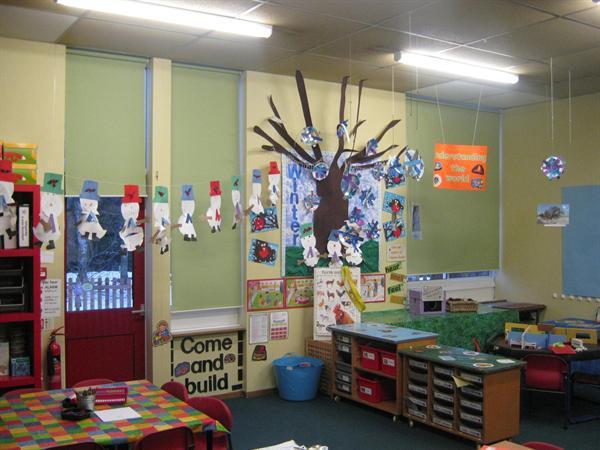 Mrs Varney's Class - Reception