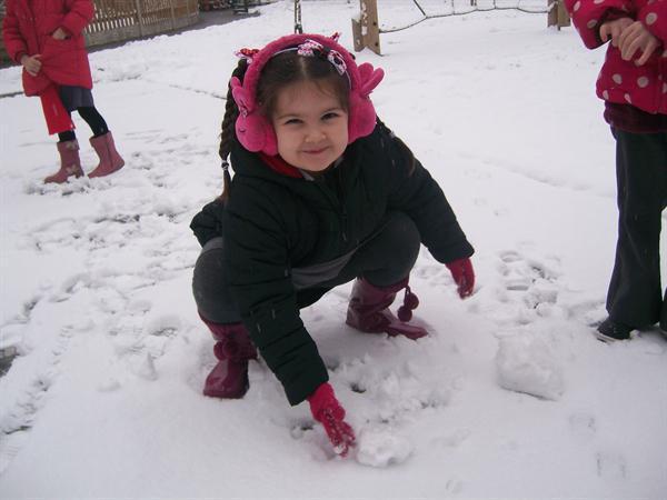 even more fun in the snow