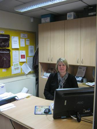 Mrs Harrison -School Business Manager