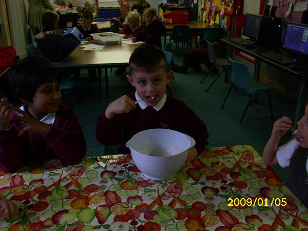 Creating our own range of baby food.