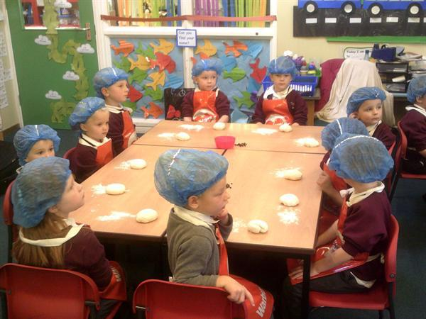 Our visit from Warburtons