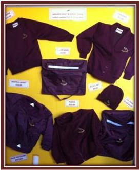 Larklands School Uniform