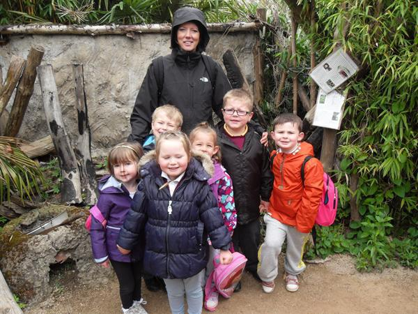 Mrs Barlow's group!