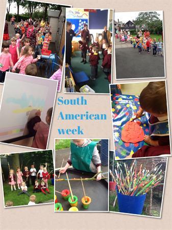 South American Week - 12.5.14