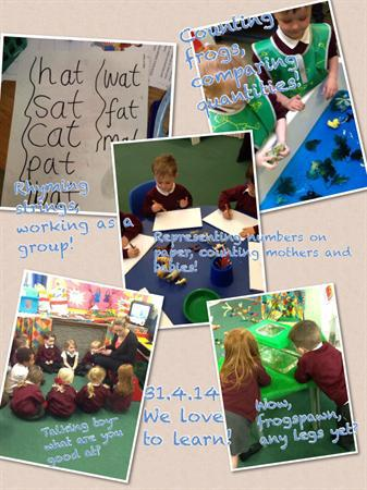 Our learning - 31.3.14