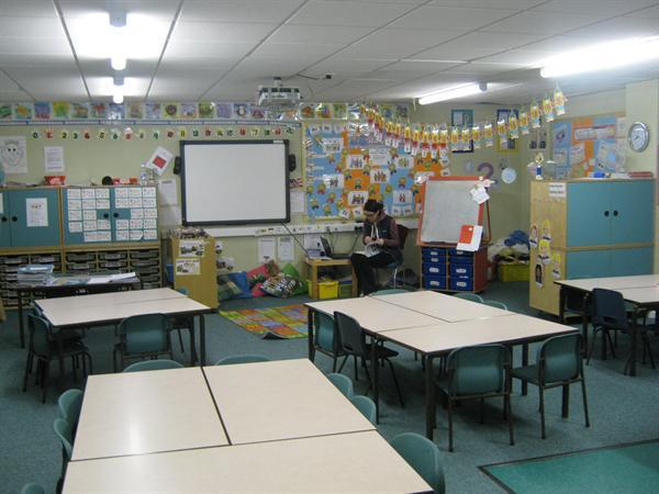 Mrs Harrison's Class - Year 2