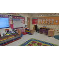 Our Reception classroom.
