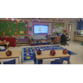 Our Year 1 classroom.