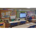 Our classrooms are well-resourced with interactive whiteboards and class Ipads.