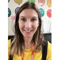 Elenya McGovern (Goldfinch Class Teacher)