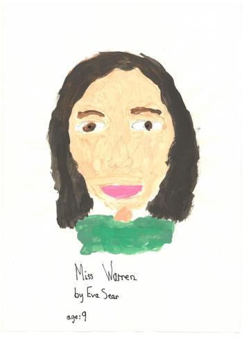 Miss Warren - Assistant Head and Oak class teacher