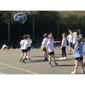 We loved our country dancing in the sunshine!