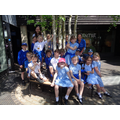 We had a great day exploring the museum!