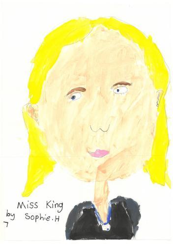 Miss King - Beech Class