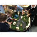 Playing with our small world Lavenham