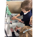 Why do we need to use soap when we wash our hands?