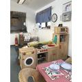 Home corner - Kitchen