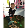 Retelling the story of The Gruffalo