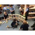 Working together to build and balance
