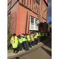 The Lavenham Crooked Houses Walk
