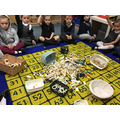 Exploring sorting objects