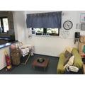 Home corner - Living room