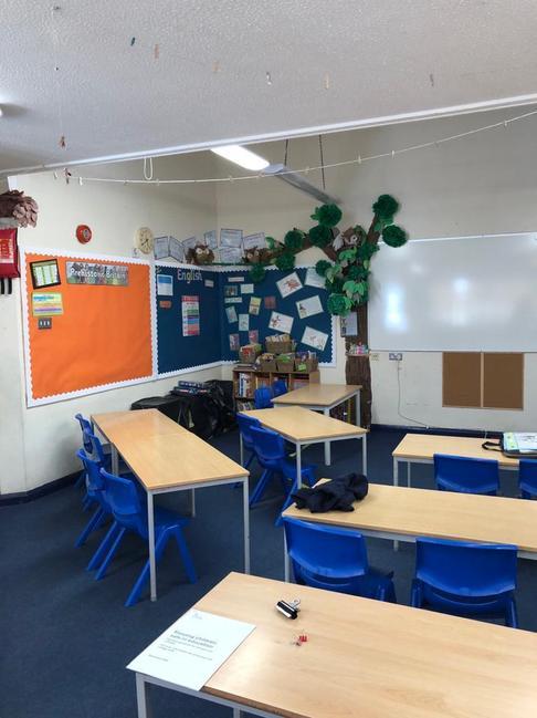 New class layout