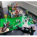 A lego castle by Bartosz