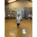PE - Choreographing our own dances