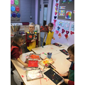 Making Bonfire Night Pictures!