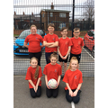 Our KS2 Netball team