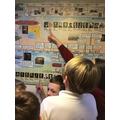 History - Chronology - timeline work