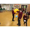 Investigating motion of the planets using a model
