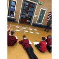 Maths - Practical activity for multiplications