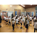 Year 1 and Year 2 'Sponsored Dance'