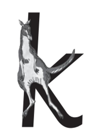 'k k k kangaroo'