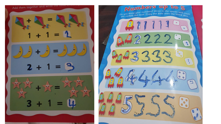 Fantastic counting, and adding!