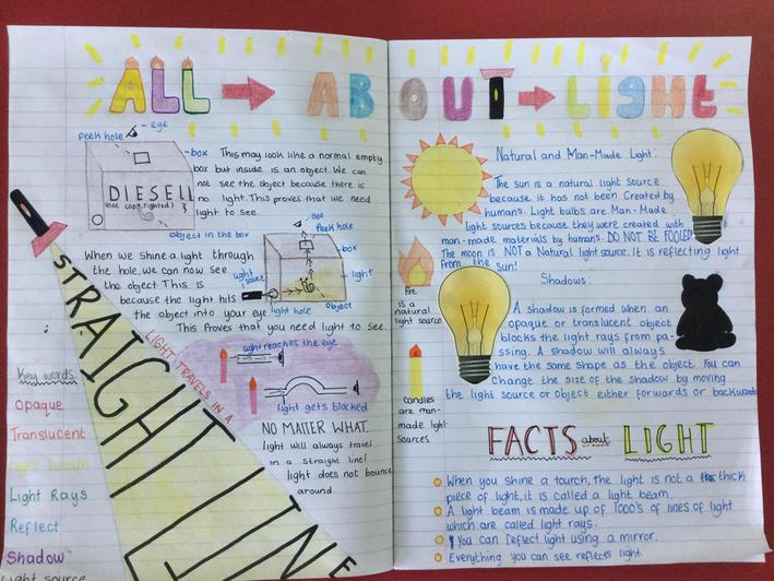 Amazing Writing in Science Alisha